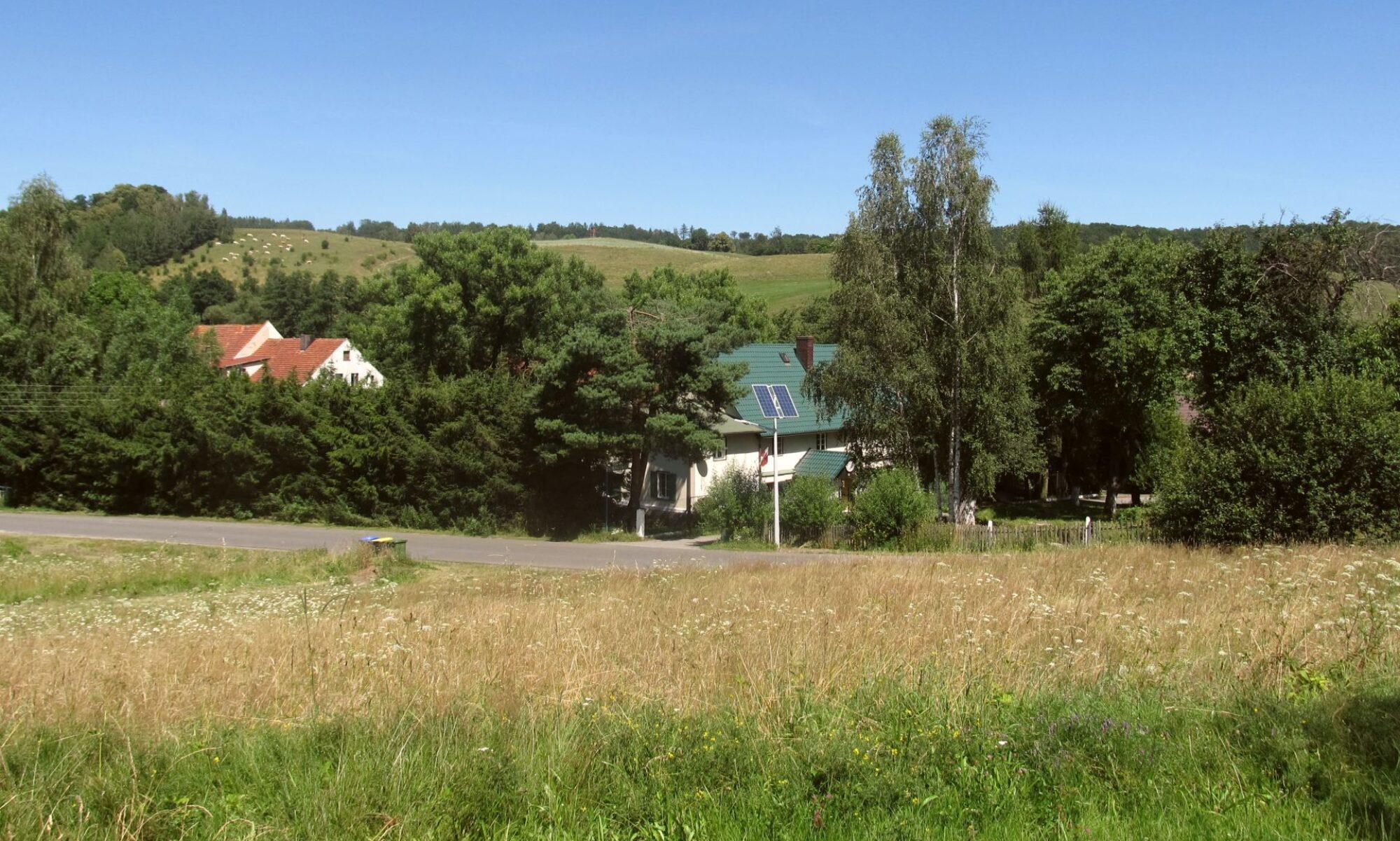 Chata za Górami