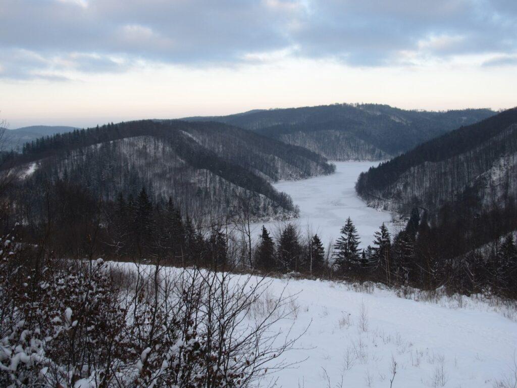 Zima w Zagórzu Śląskim 2 - Chata za Górami
